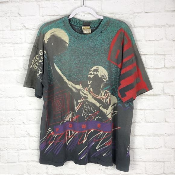 Vintage Michael Jordan Chicago Bulls 9s